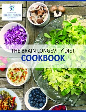 Brain Longevity Diet Cookbook