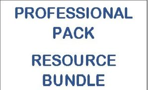 Resource Bundle-Professional Pack