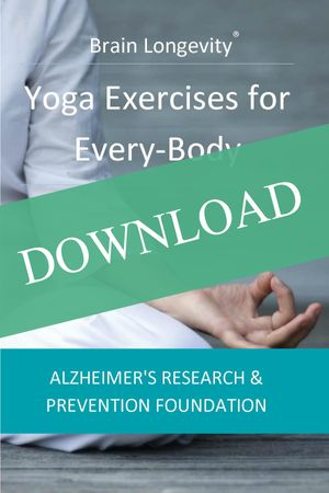 DOWNLOAD IT NOW - Brain Longevity Yoga Manual
