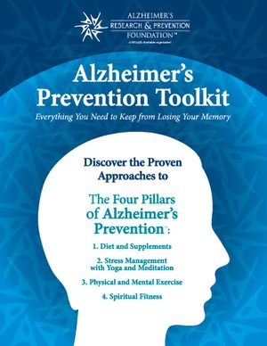 Alzheimer's Prevention Toolkit