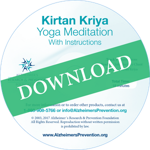 Kirtan Kriya - MP3 Downloadable file