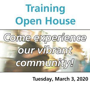 BPSI Training Open House