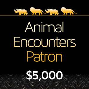 Animal Encounters Patron