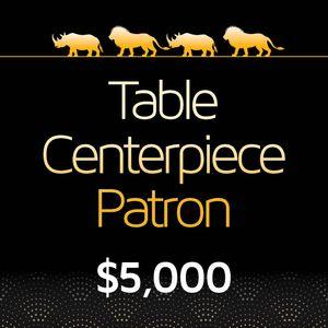 Table Centerpiece Patron