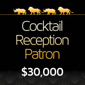 SOLD! Cocktail Reception Patron