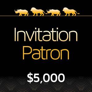 Invitation Patron