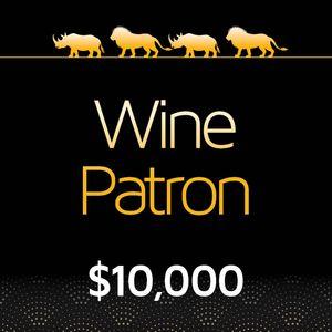 SOLD! Wine Patron
