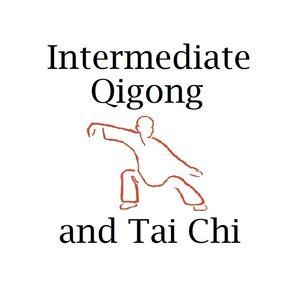 Level 2 Intermediate Qigong and Tai Chi - Tue, Oct 19, 2021 - 9-10 am