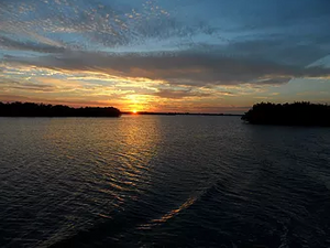 Sunset Guided Canoe Trip Jan 10, 2020, 4-5:30 p.m.