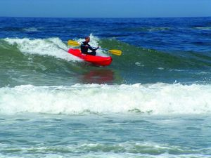 Ocean Kayak Rental Jul 29, 2019