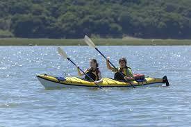 Tandem Kayak Jul 9, 2020