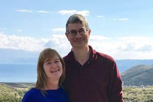 Mark & Jan Stuckey - Albania