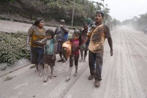 Volcano Relief Fund