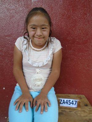 Esmeralda Yazmin