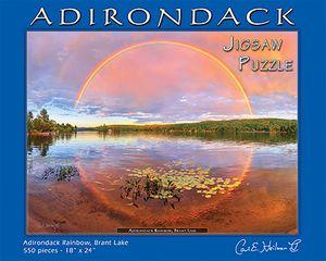 Adirondack Rainbow, Brant Lake