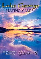 Lake George Playing Cards