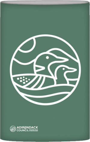 Loon Neck Gaiter - Green
