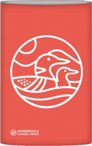 Loon Neck Gaiter - Orange