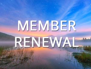 Renew a Membership