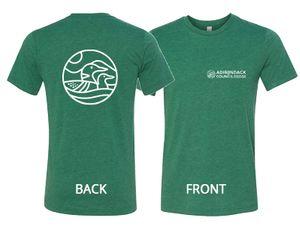 Loon T-Shirt | Tri-Grass Green