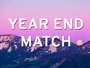 Year End Match