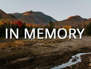 Gift in Memory