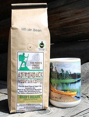 Adirondack Mountain Coffee