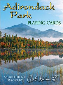 Adirondack Park Playing Cards
