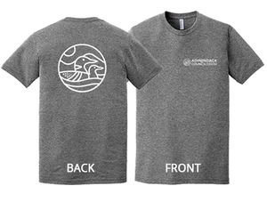 Loon T-Shirt | Athletic Gray