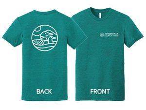 Loon T-Shirt | Tri-Evergreen