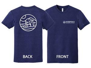 Loon T-Shirt | Tri-Indigo