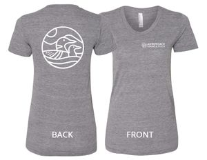 Loon T-Shirt | Women's | Athletic Gray