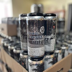 Double Canister IPA Pre-Order