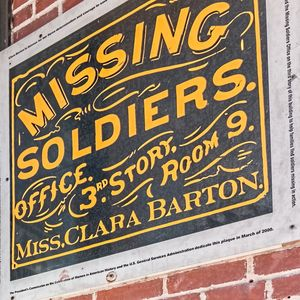 Donate to the Clara Barton Missing Soldiers Office Museum