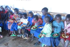Monthly Giving to Rwanda Nutrition Program