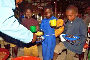 Rwanda Nutrition Fund: One-Time Gifts