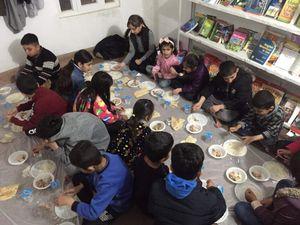 Kurdish Miracle School- Monthly Support