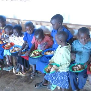 Monthly Giving to Rwanda Nutrition Program