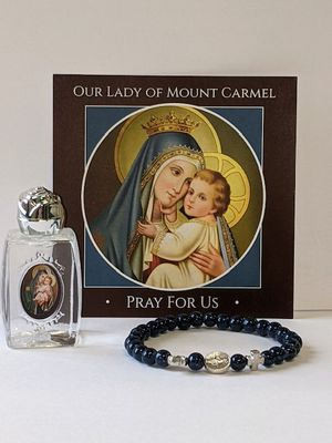 Blessed Our Lady of Mount Carmel Healing Bundle