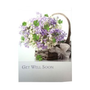 Irish Get Well Card