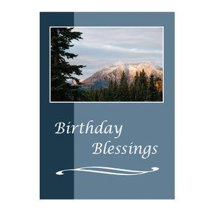 Birthday Card - Masculine