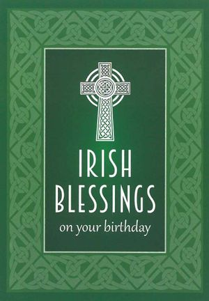 Irish Birthday Card