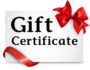 Gift Certificate - Main Course Bundle