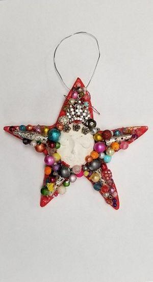 Christmas Tree Ornament by Andy Barkley & Julie Black