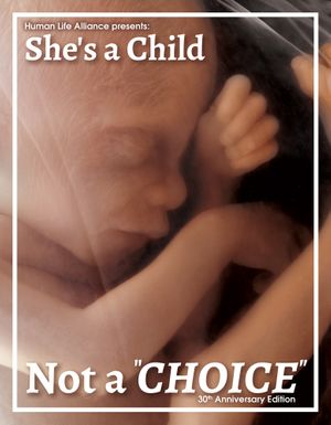 2. She's a Child Not a Choice