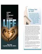 Life Pastor Parker 1/3 Size Handout
