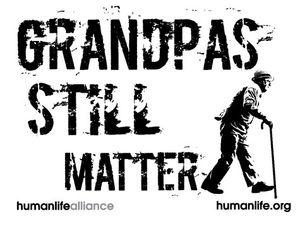 Grandpas Still Matter