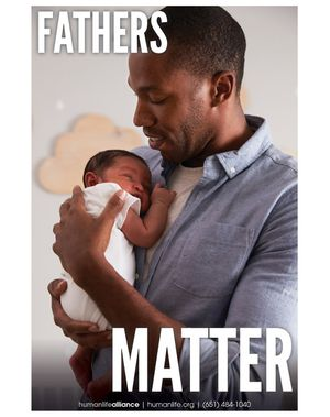 Fathers Matter Poster
