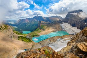 Grinnell Glacier Overlook, Glacier National Park, Montana-2021 Annual Open Regional Outstanding Photograph Winner