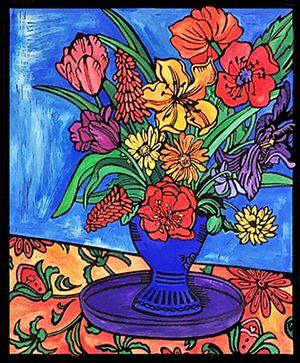 Baroque Bouquet